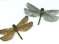Dragonfly Pins  $225 - $375